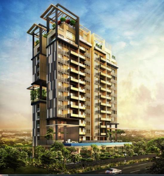 daintree residence developer